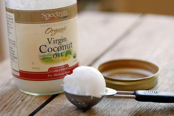 Coconut Oil Love it