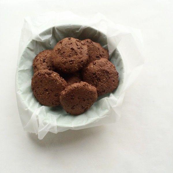 Smeuïge chocoladekoeken