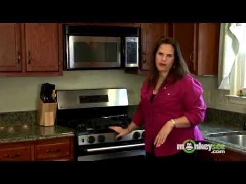 Kitchen Organization - Setting up Kitchen Cabinets