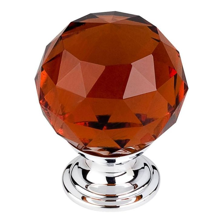 Top Knobs Crystal Knob