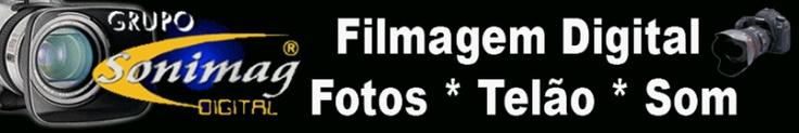 FILMAGEM > com Câmeras Profissionais   DVDs personalizados, Produção de vídeos sociais,  Edição DIGITAL   Entrega de 02 DVDs totalmente personalizados.     FOTOGRAFIA > Álbuns de diversos tipos,  tamanho e  cores,  ENCADERNADOS e DIAGRAMADO c/  40 páginas, + 1 DVD de fotos     TELÃO >  com transmissão simultânea  e com vídeo-clips        Aceitamos todos os cartões de créditos.   Site: www.sonimag.com.br   ROBERTO SONIMAG   Tels.: (21) 2791-8617 <> 4137-1640