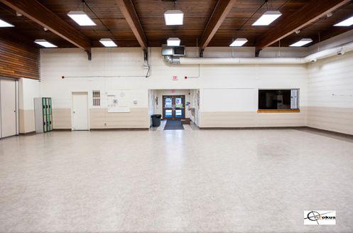 Calgary DIY Bride: Hillhurst Sunnyside Community Centre Wedding Venue: South Room