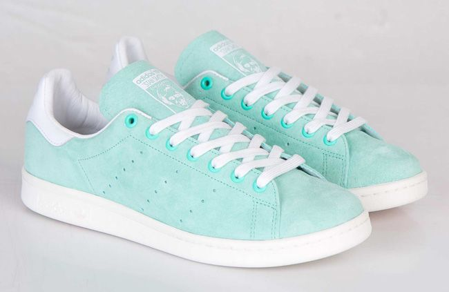 adidas originals stan smith mint
