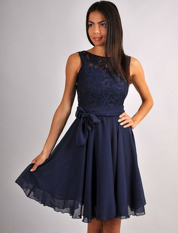 25  best ideas about Blue sleeved dresses on Pinterest | Blue ...
