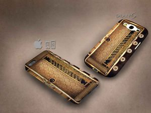 Radio Vintage 3D case, full image, for iphone 4/5/5c & Galaxy S3/S4