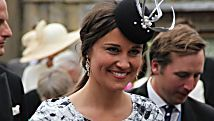 Pippa Middleton's Deco-Inspired Engagement Ring