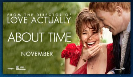 FREE $$ Reminder: Advanced Screening of the New Movie About Time (Select Cities Only) – TODAY Only (10/30)!
