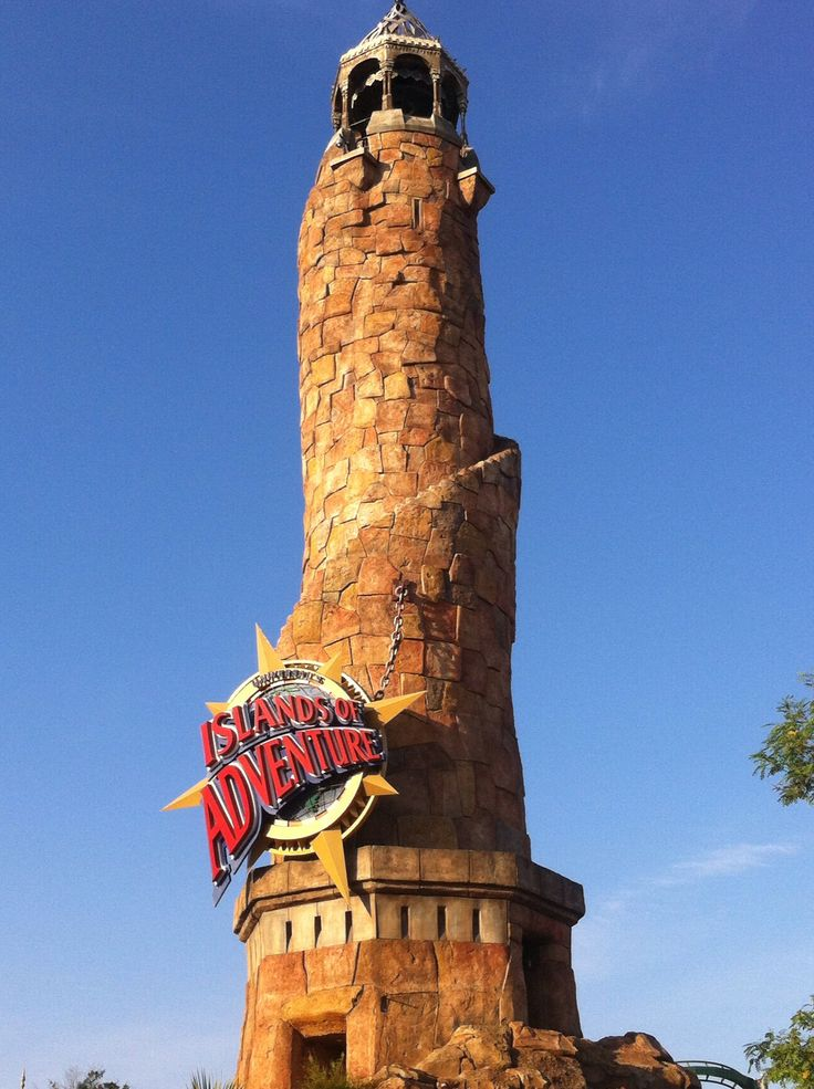 Islands of Adventure One-Day Sample Itinerary at Universal Orlando