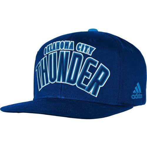 Oklahoma City Thunder Adidas NBA 2013 Youth Draft Hat (Blue) - http://hoopsternation.com/oklahoma-city-thunder-adidas-nba-2013-youth-draft-hat-blue/