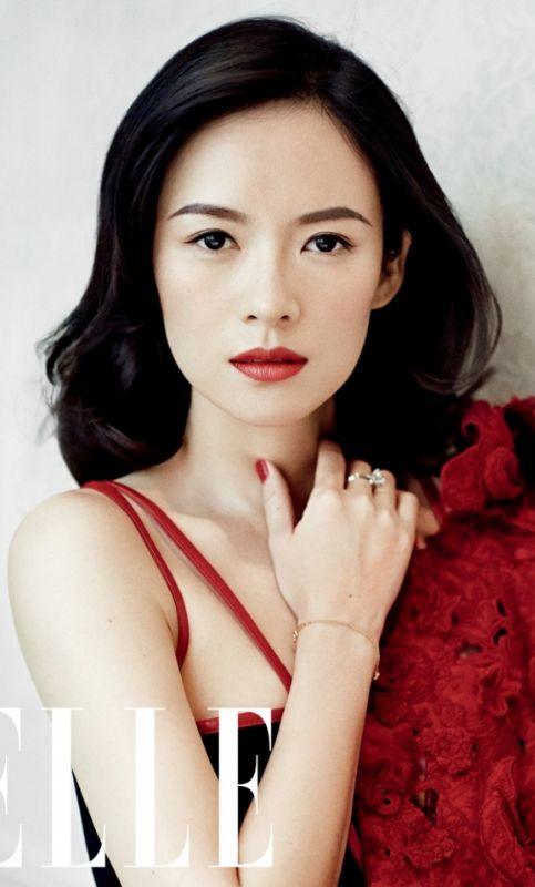 Ziyi Zhang #ZiyiZhang