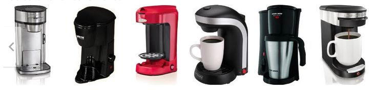 Single Cup Coffee Maker: 7 Single Cup Coffee Makers For Less Than $40
