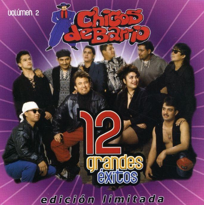 Chicos De Barrio - 12 Grandes Exitos Vol. 2