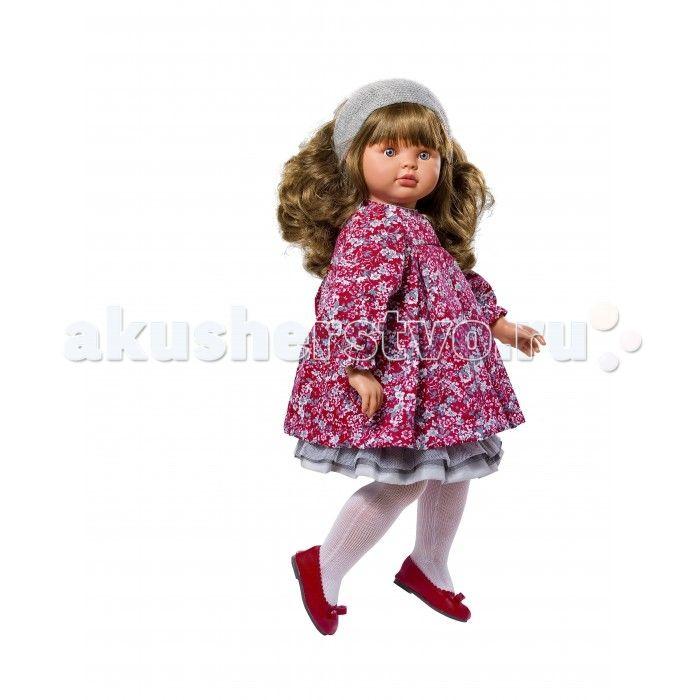 ASI Кукла Пепа 60 см 283380  ASI Кукла Пепа 60 см 283380 Этот яркий наряд - отличный повод взять Пепу на прогулку!Одета куколка в яркое красочное пальто, на ножках алые туфельки и белые колготки. Образ завершает светло-пепельная повязка на голову.У Пепы полусогнутые ножки, ручки фиксируются в разных положениях.  Испанские куколки ASI, уже давно завоевали сердца отечественных потребителей, благодаря своему высокому качеству и красоте. Куколка Пепа- отличный пример безупречной игрушки…