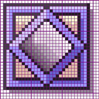 pattern 2-cross stitch