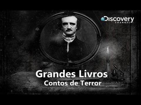 Contos de Terror  - A Biografia de Edgar Allan Poe