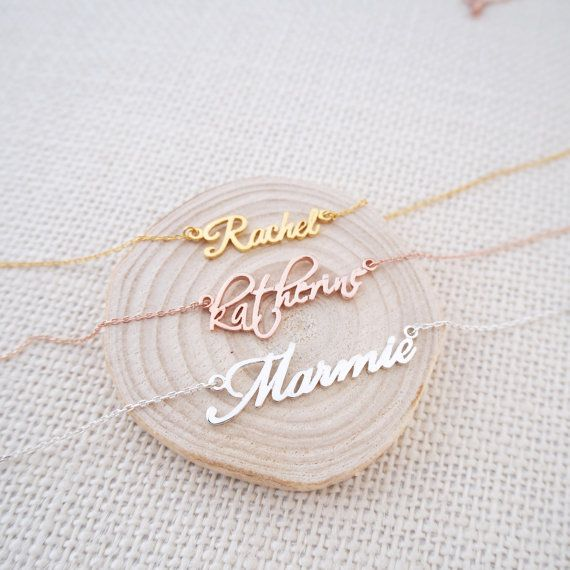 71 best name necklace images on pinterest jewelry custom flash sale 30 off name necklace personalized name jewelry children names necklace negle Choice Image
