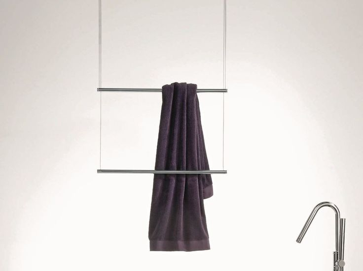 Die besten 25+ Handtuchhalter deckenmontage Ideen auf Pinterest - badezimmer accessoires holz