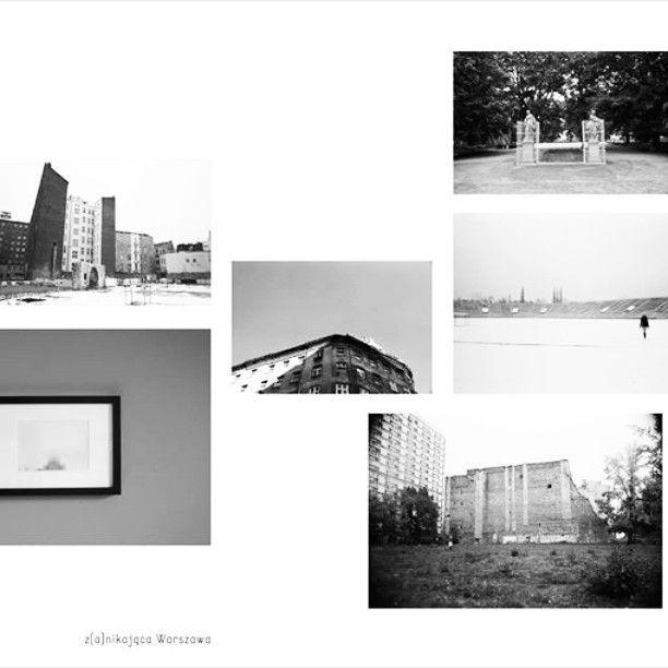 Zanikająca Warszawa #vanishingcity #warsaw #photography #minimal #bw #pkin #saski #koszyki 2005-2016 B&W Warsaw Photography by Marta Baranowska/ Lokalny