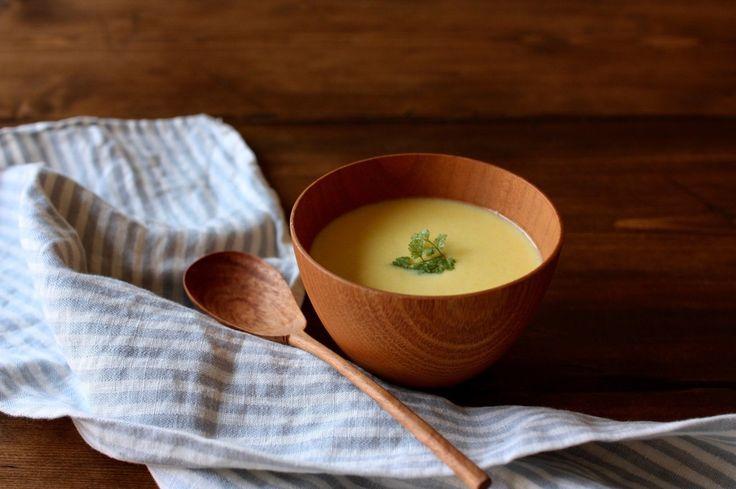 シンプルイズベスト!とうもろこしとバターと牛乳だけのとうもろこしのスープ、作ってみませんか?