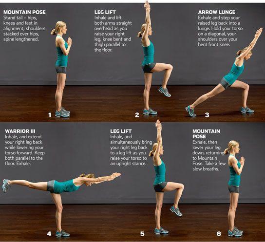 warm up exercises before yoga pdf
