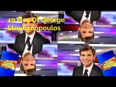 40 Pic's Of George Stephanopoulos