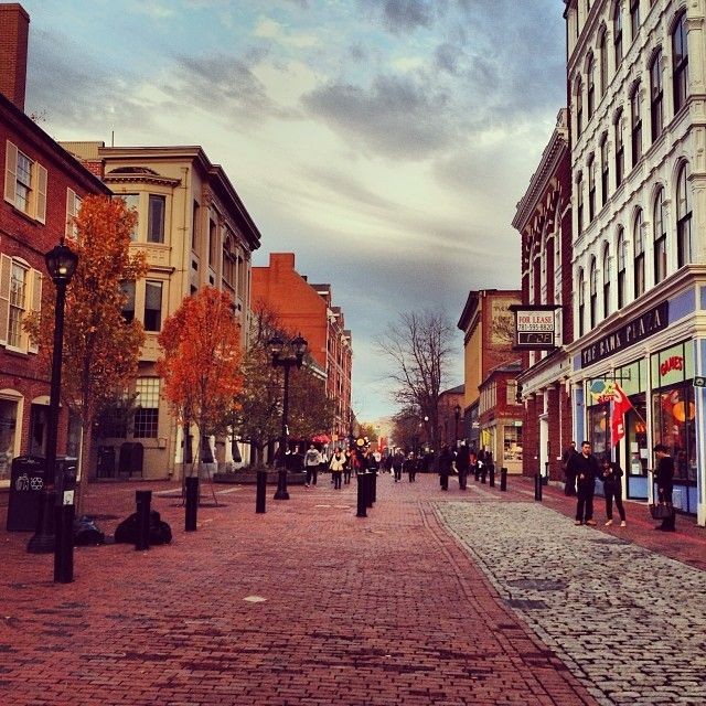 In the fall, Salem, MA is one of the happiest wicked places to be!
