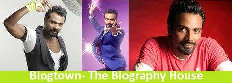 Indian Choreographer Remo D'Souza Biography