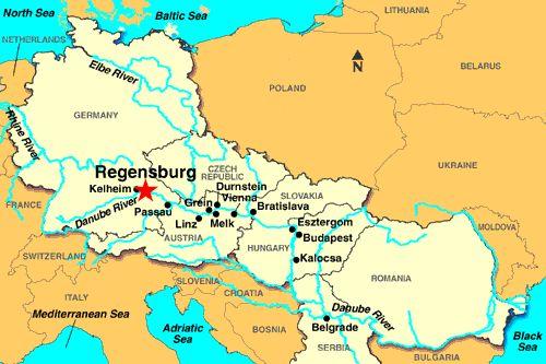 regensburg germany | Regensburg, Germany - Discount Cruises, Last-Minute Cruises, Short ...