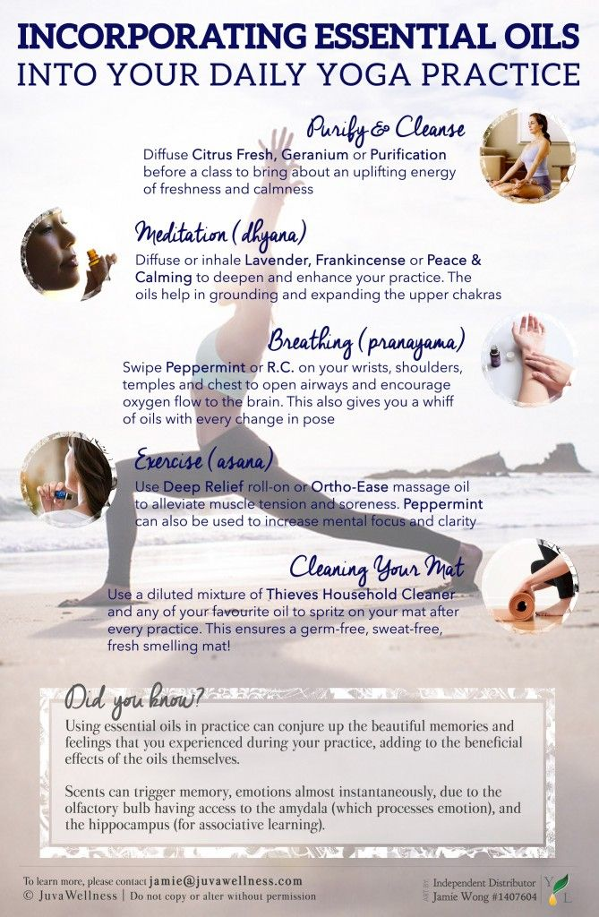 Young Living Essential Oils: Yoga. To order, visit http://www.BibleOilsForHealth.com