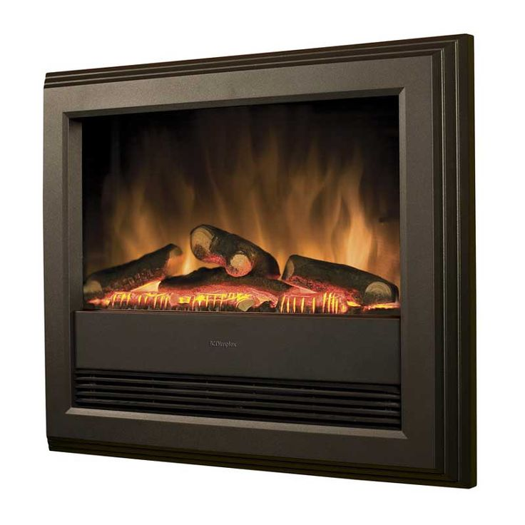 Fire In Wall Part - 37: Dimplex Bach Wall Mounted Electric Fire