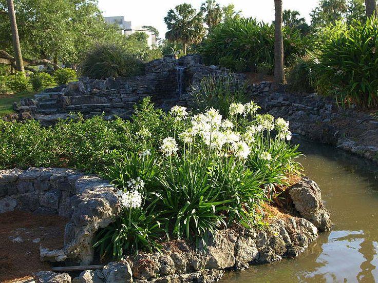 New Orleans Garden Design garden design calimesa ca Ponseti Landscaping Old Metairie Lakeview And Uptown New Orleans Garden Landscaping Design And Maintenance