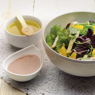 Molho de Duas Mostardas, Molho de Frutas Vermelhas ou Molho Vinagrete Balsâmico. Veja Como Fazer um Molho Delicioso Para as Suas Saladas.
