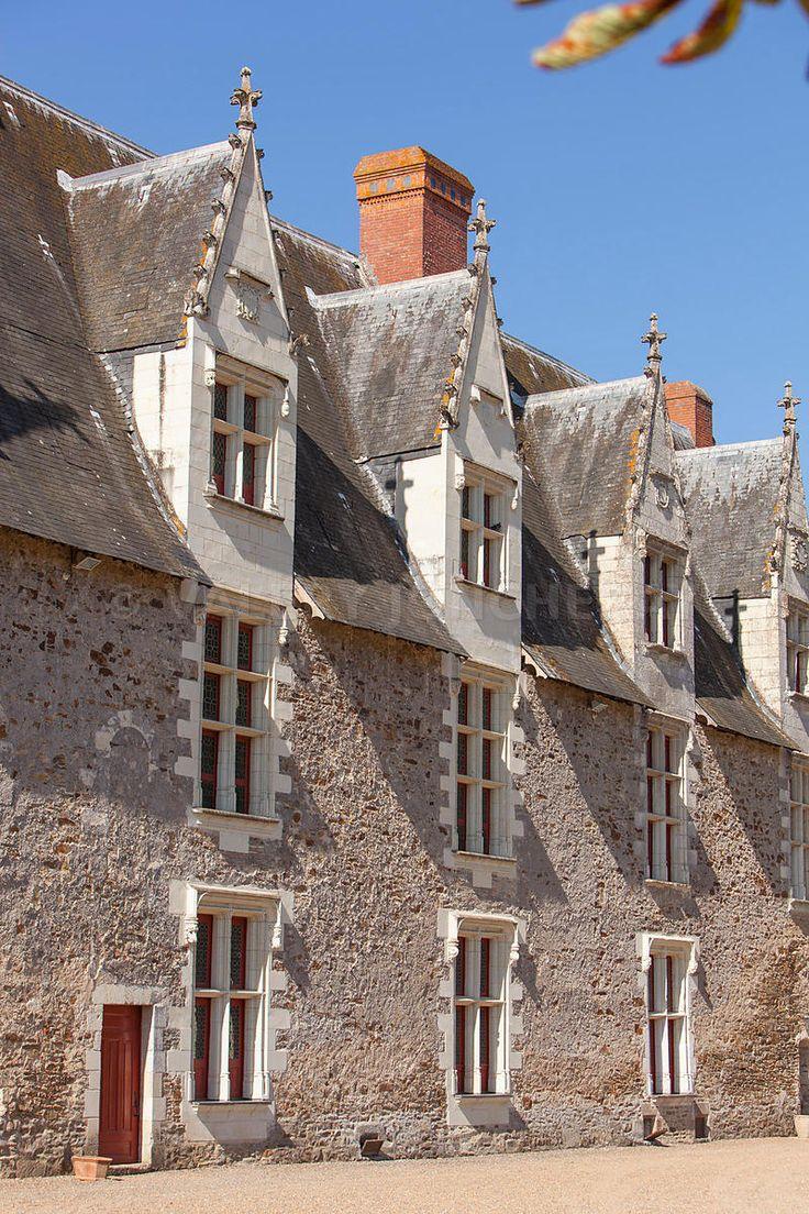 Château de Goulaine ~ Pays-de-la-Loire ~ France                                                                                                                                                                                 More