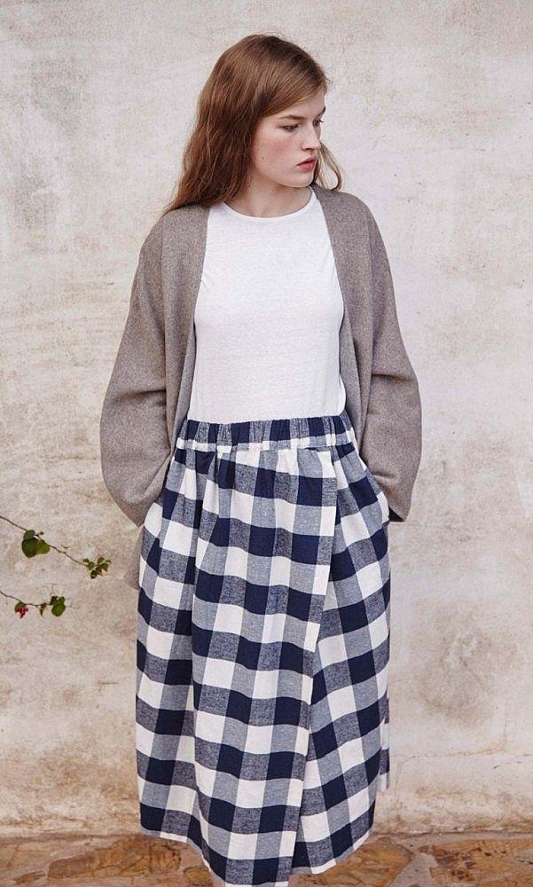 Anova skirt - Plümo Ltd