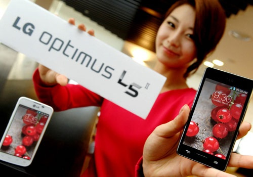 LG Optimus L5II, a smartphone for ladies!