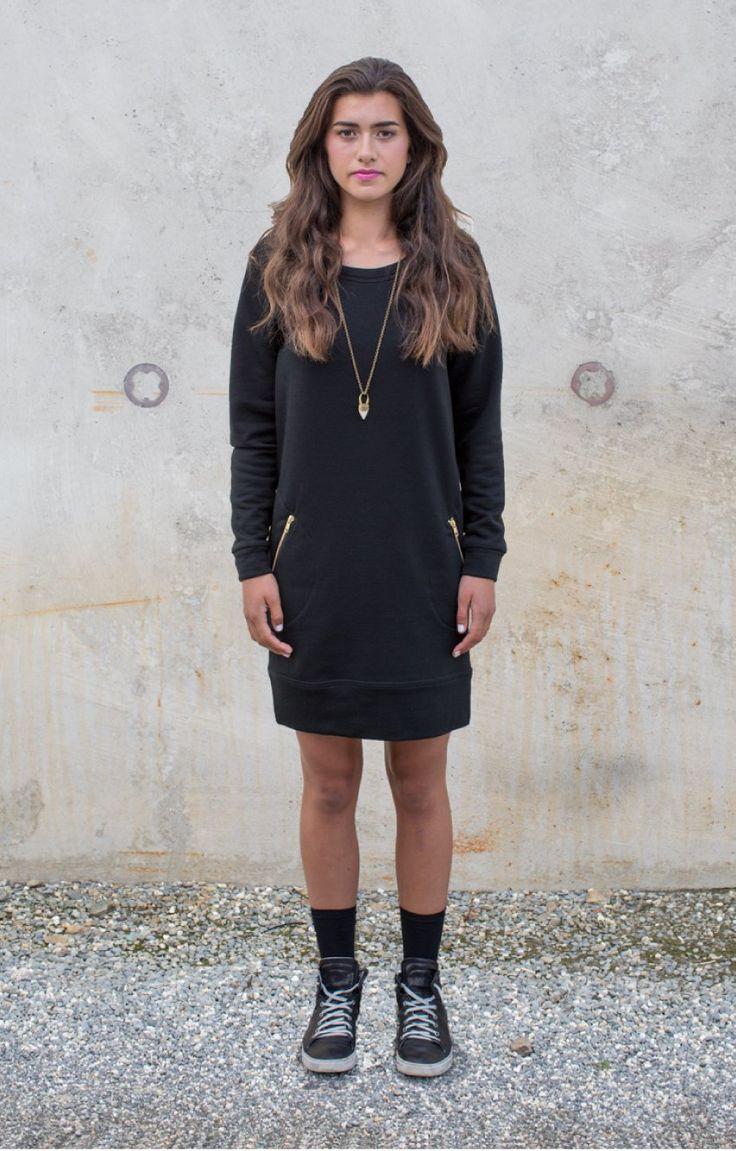 Soho Sweatshirt Dress