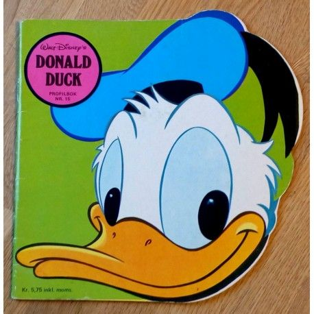 Donald Duck: Profilbok - Nr. 15