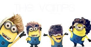 The Vamps Minions