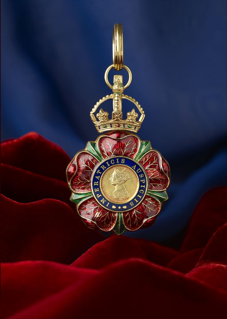 The Most Eminent Order of the Indian Empire, Companion's badge