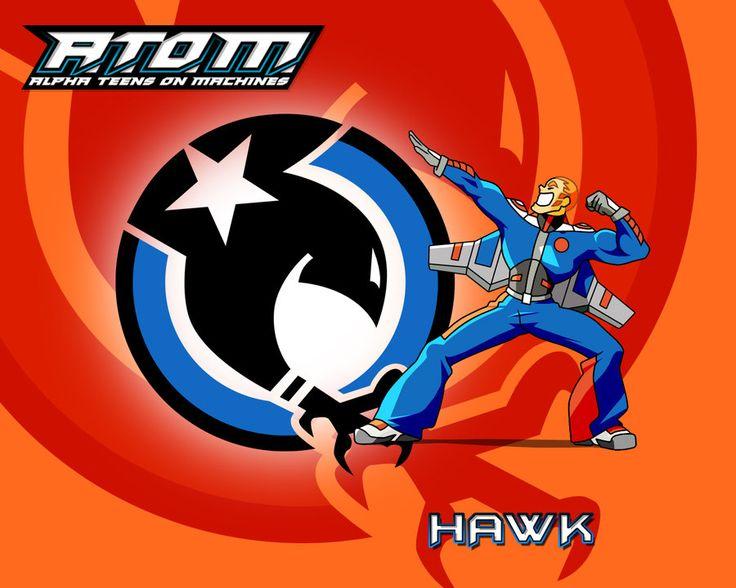A.T.O.M. Alpha Teens On Machines (Hawk)
