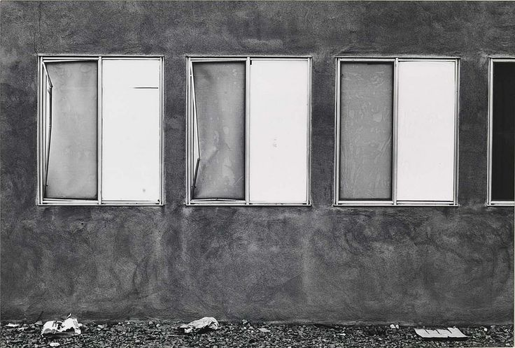 lewis baltz - public places, berkeley, california 1972