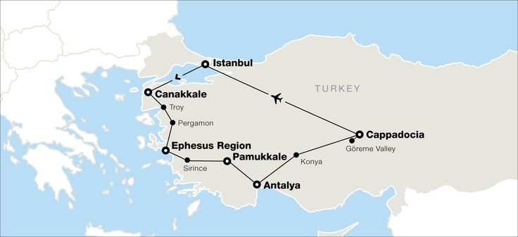 Grand Tour of Turkey | Istanbul Vacations - Go Ahead Tours