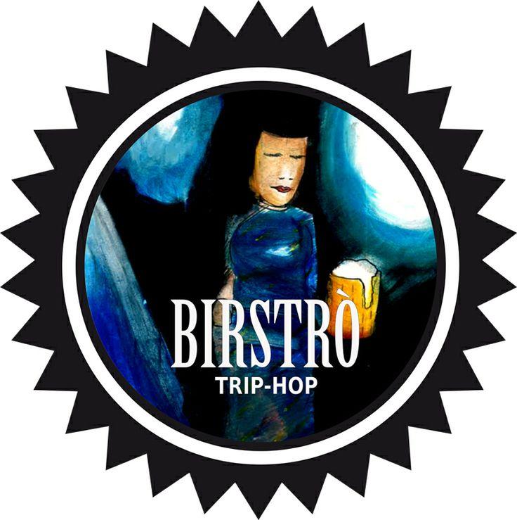etichetta della TRIPHOP, una delle birre artigianali autoprodotte del Birst;