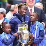 Congrats to the Boston Marathon Winners