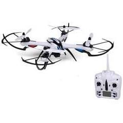 World Tech Toys Prowler Spy Drone Video Camera and Photo RC Quadcopter