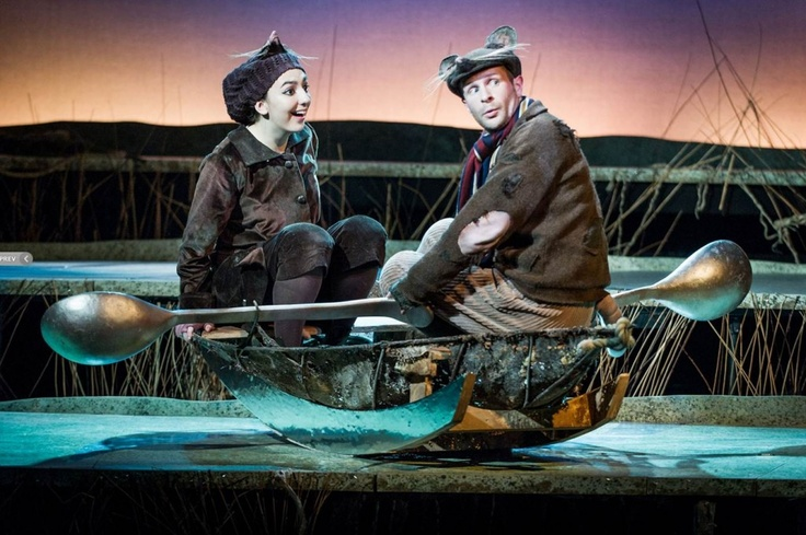 The Wind in the Willows - review - an exciting play, worth seeing.