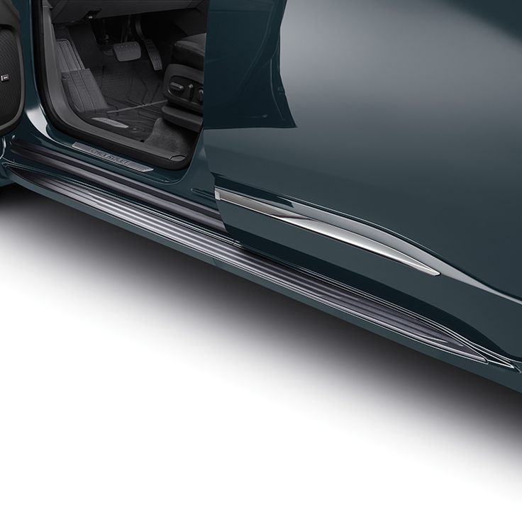 Get in and out of your Traverse with ease with these stylish Molded Assist Steps in Graphite Metallic These Chevrolet Accessories assist steps feature a textured step pad for improved footing and direct chassis mounting for maximum support Designed engineered and tested by Chevrolet exclusively for the All New Chevrolet Traverse Designed to Color Coordinate with the Bodycolor moldings provided on the Premier and High Country Models Use Black Molded Assists Part 84357961 with LS LT and RS…