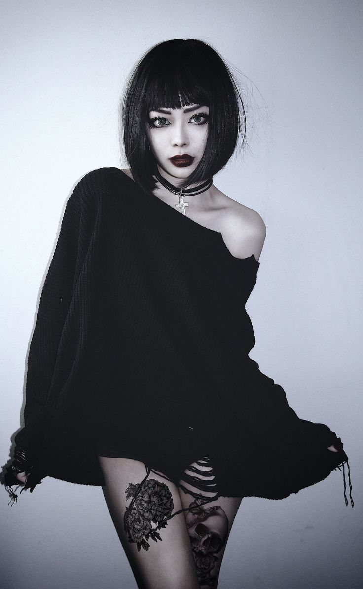 Suggest you asian girl gothic pictures