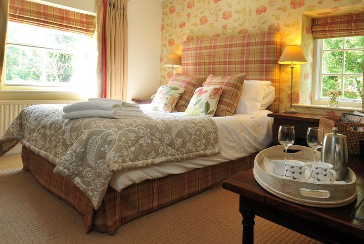 Interior Design - New room at the Pheasant Hotel, Harome http://www.petersilk.co.uk/article.php/3/interior-design