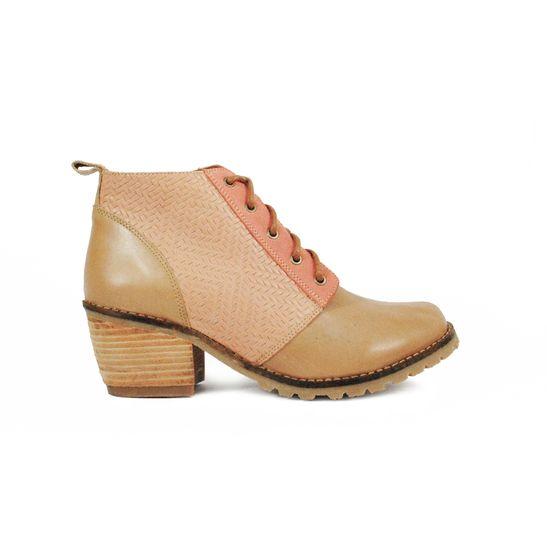 misu - Zapatillas de danza para mujer marrón marrón, color marrón, talla 42
